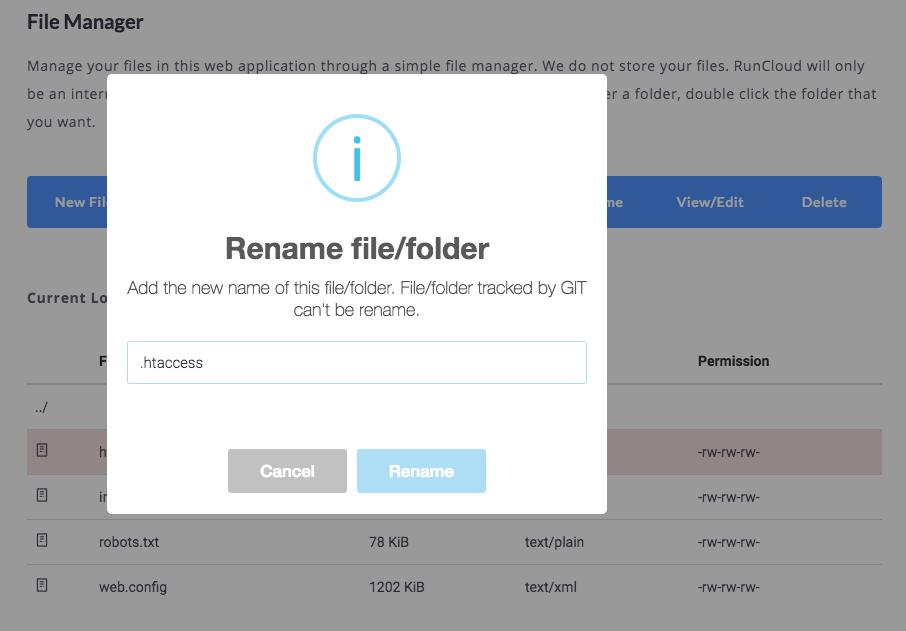 How To Install CraftCMS inside RunCloud Server - RunCloud