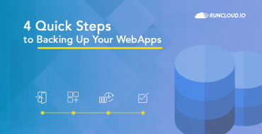 4 Quick Steps To Backup Web Applications Easily with RunCloud