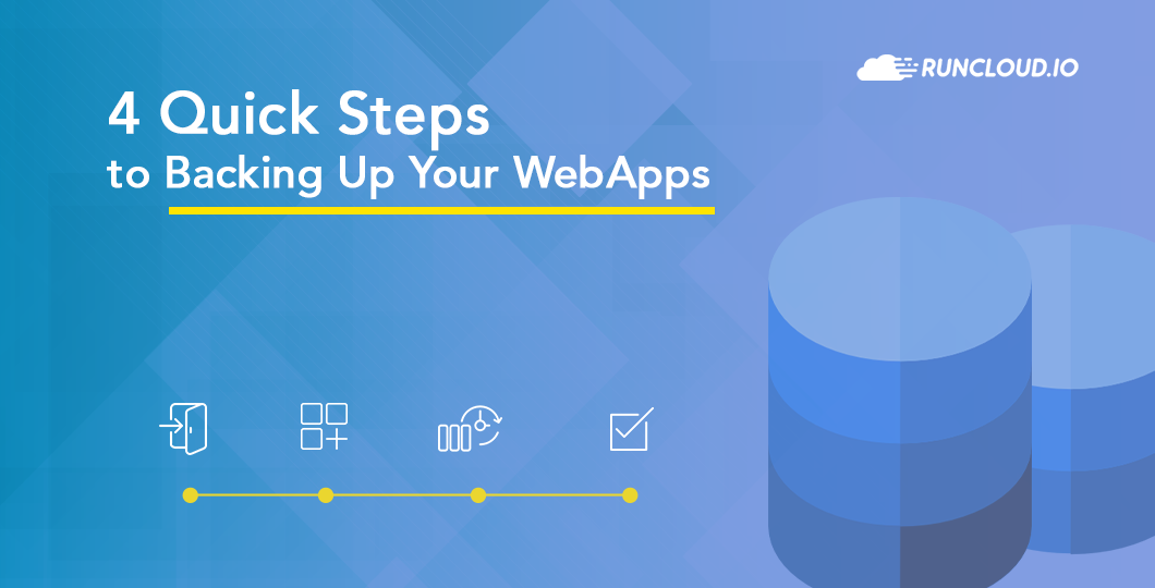 Backup Web Applications Easily with RunCloud