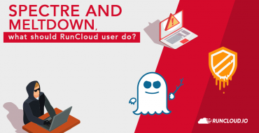 Spectre and Meltdown, what should RunCloud users do?