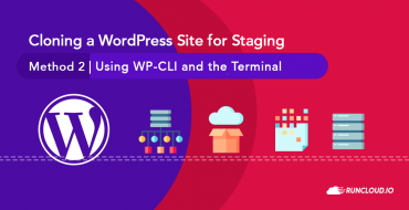 Cloning a WordPress Site for Staging  Method 2 | Using WP-CLI and the Terminal