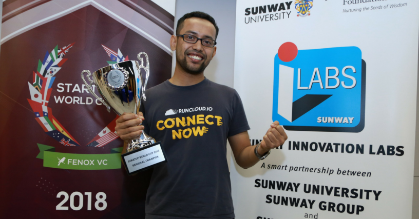 RunCloud is going to Silicon Valley for Startup World Cup 2018 Grand Finale