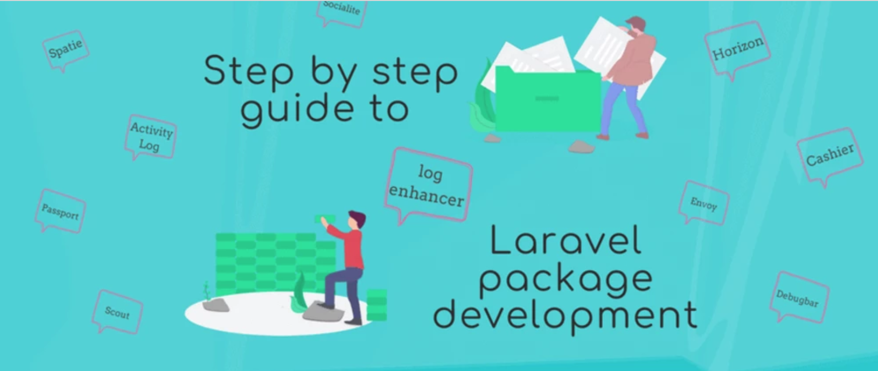 Step by step guide to Laravel package development