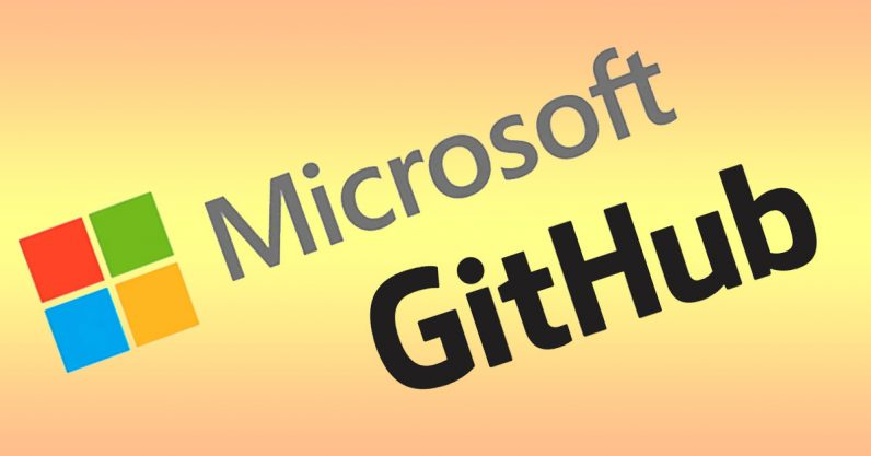 Microsoft has acquired Github