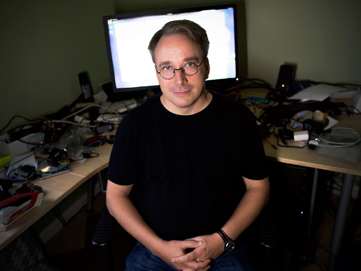 Linux's creator is sorry, but will he change?