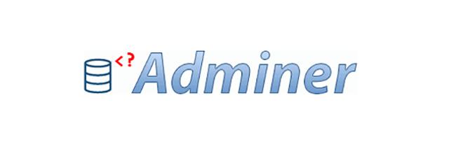 Alternatif Adminer
