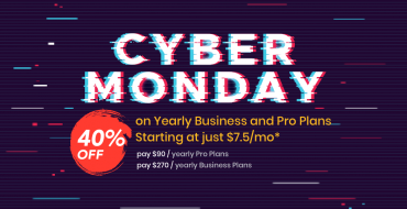 RunCloud Helps You Save Time and Money with Cyber Monday 2018 (40% OFF)