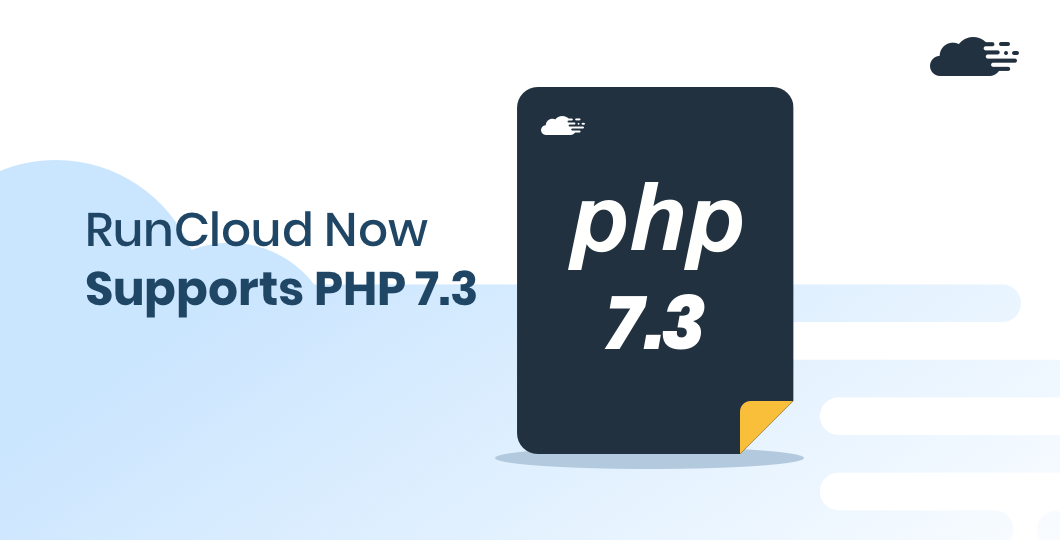 RunCloud Now Supports PHP 7.3