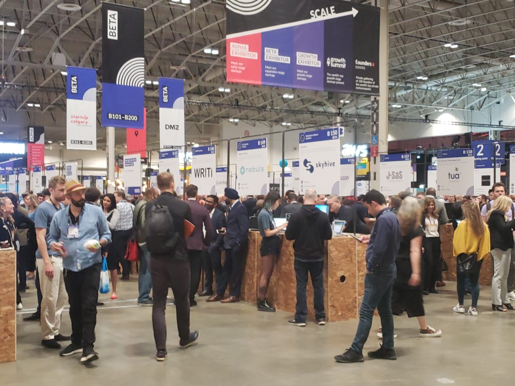 Beta Startups at CollisionConf 2019
