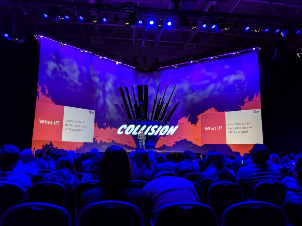 CollisionConf 2019 Intro Conference