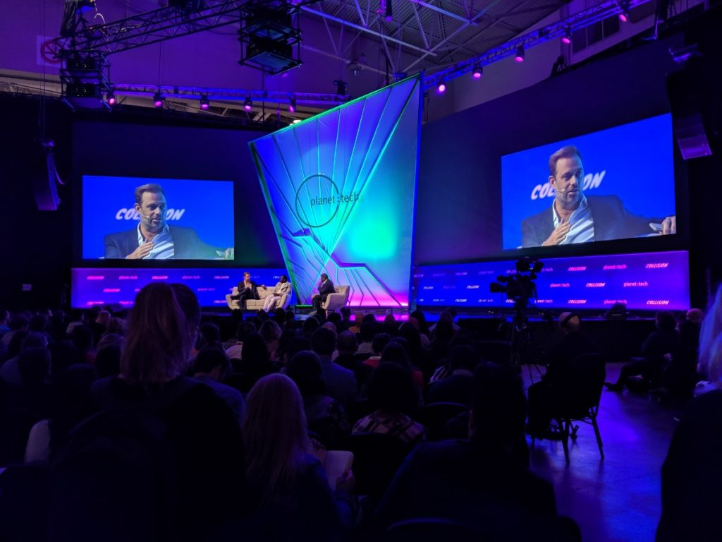 CollisionConf 2019 Meetings