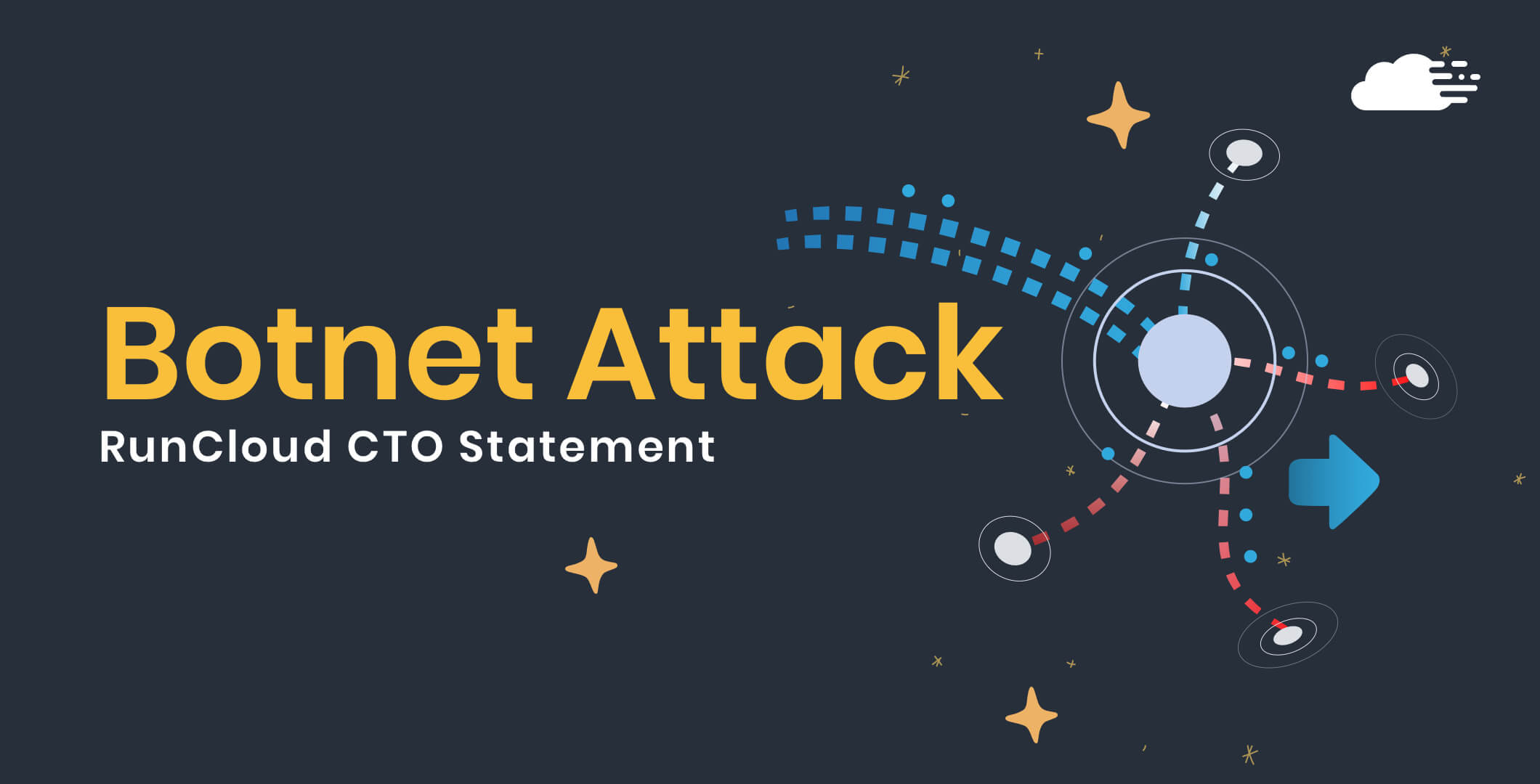 Botnet Attack - RunCloud CTO Statement - RunCloud