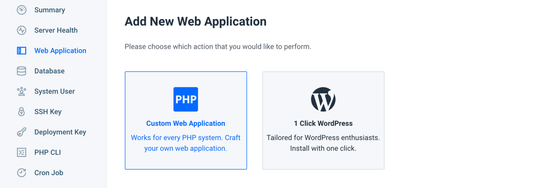 runcloud-mautic-01-create-new-php-webapp