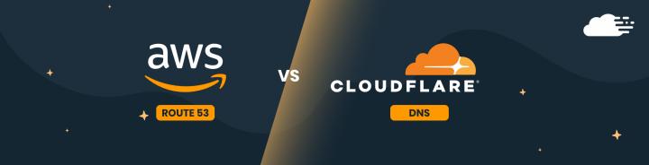 amazon route 53 vs cloudflare