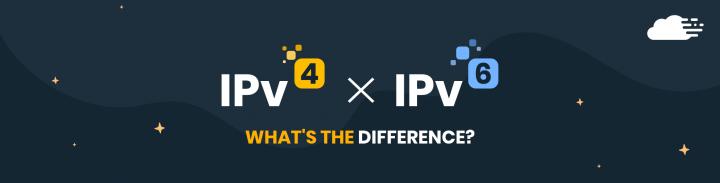 ipv4 vs ipv6 - The differences!