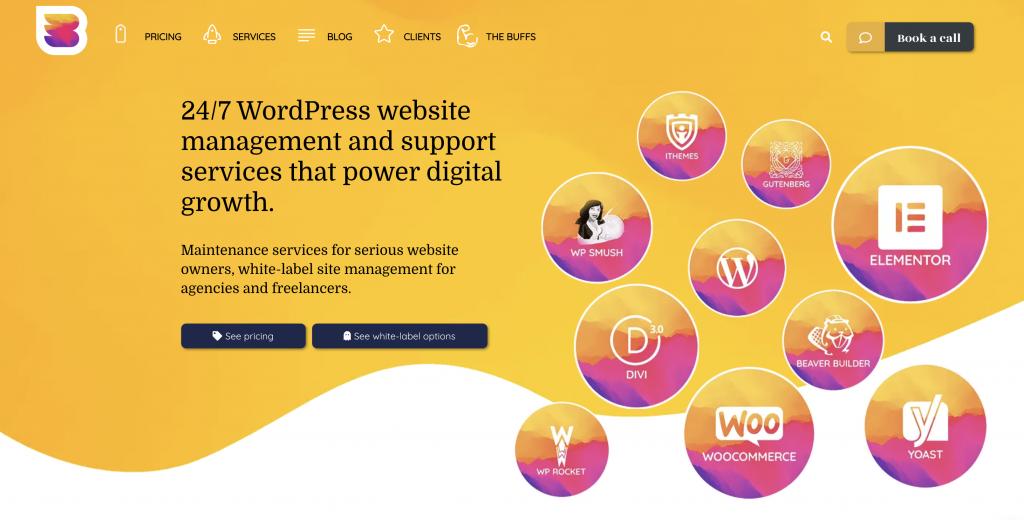 WP Buffs WordPress Support