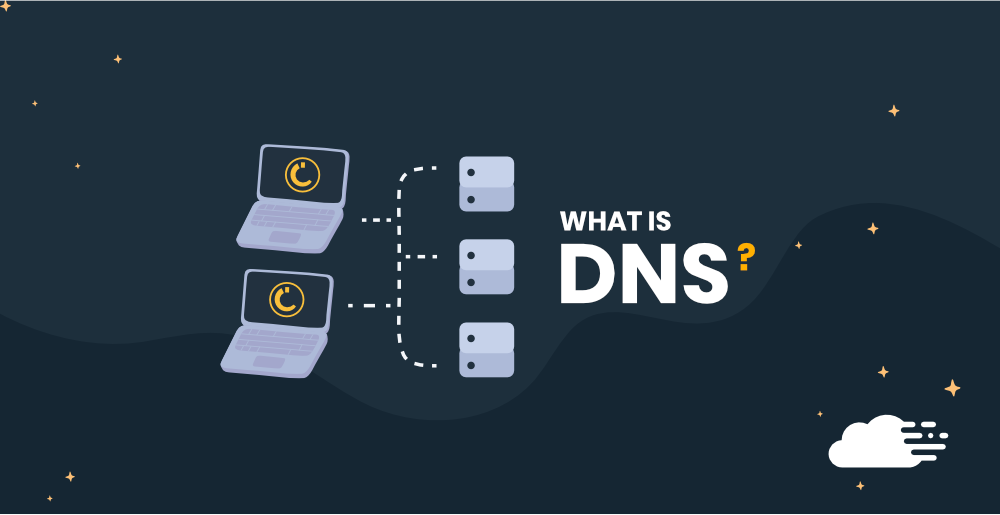 what is my DNS?