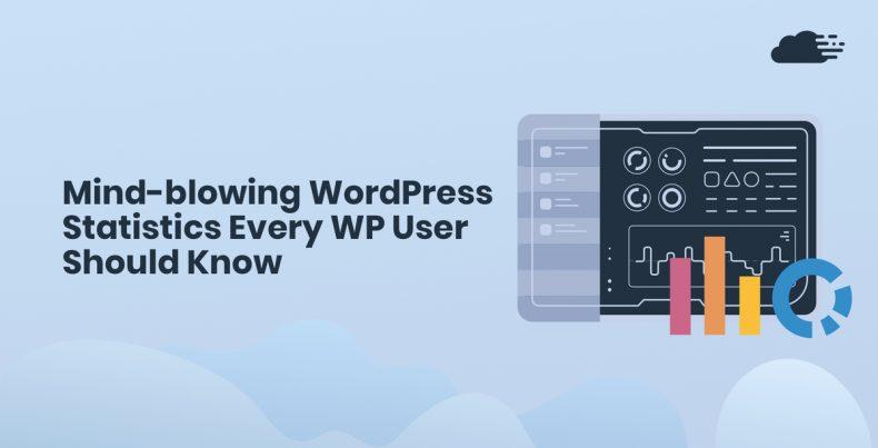 WordPress statistics to know