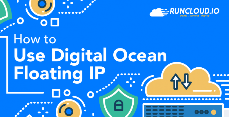 How to use digital ocean floating IP
